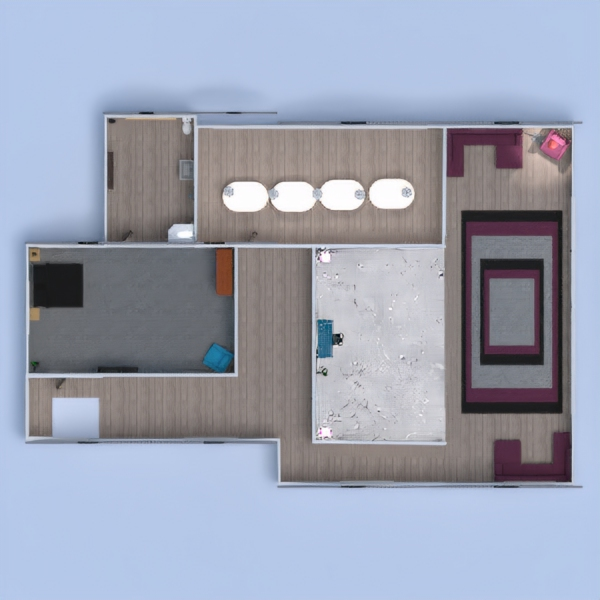 floorplans house furniture decor office household 3d