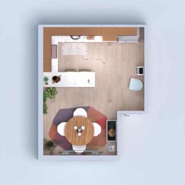 floorplans meble wystrój wnętrz zrób to sam kuchnia oświetlenie 3d