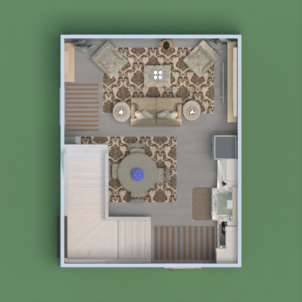 floorplans casa decorazioni 3d