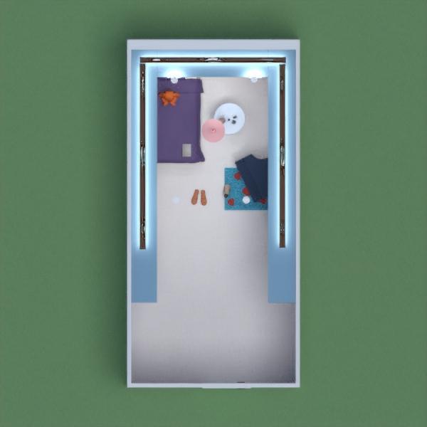 floorplans wystrój wnętrz zrób to sam sypialnia architektura mieszkanie typu studio 3d