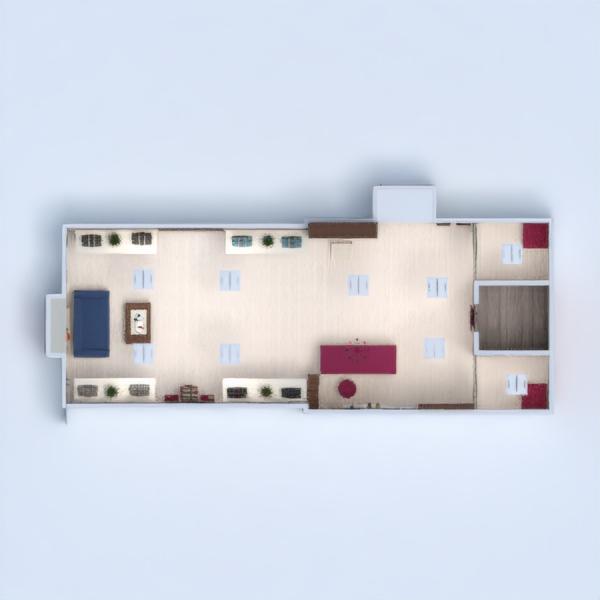 floorplans muebles decoración despacho iluminación reforma cafetería trastero estudio 3d