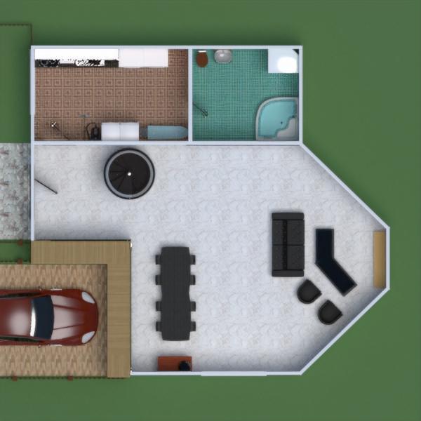 floorplans terrace furniture decor bathroom bedroom living room kitchen outdoor office household dining room entryway 3d