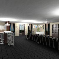 floorplans house bathroom kitchen outdoor dining room 3d