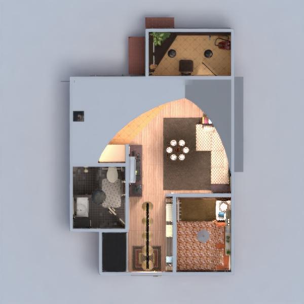 floorplans mieszkanie meble wystrój wnętrz zrób to sam łazienka sypialnia pokój dzienny kuchnia oświetlenie remont jadalnia przechowywanie mieszkanie typu studio wejście 3d