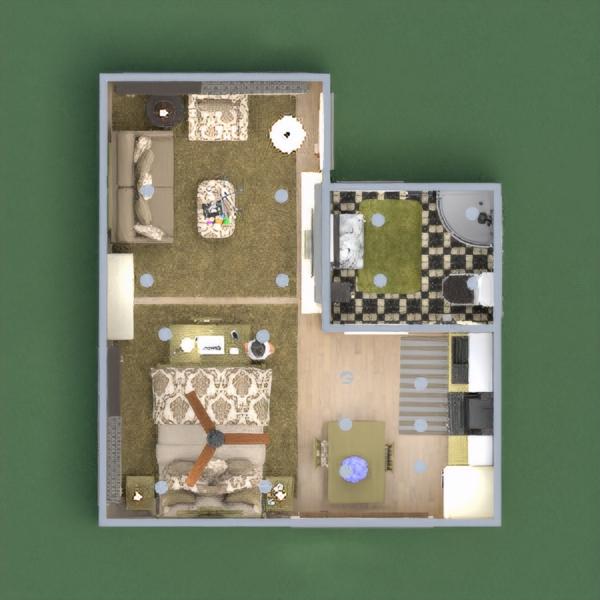 floorplans casa decoración 3d