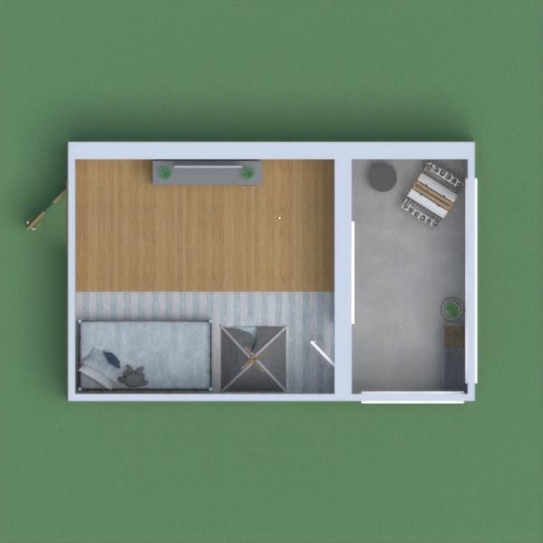 floorplans decoração dormitório quarto infantil 3d