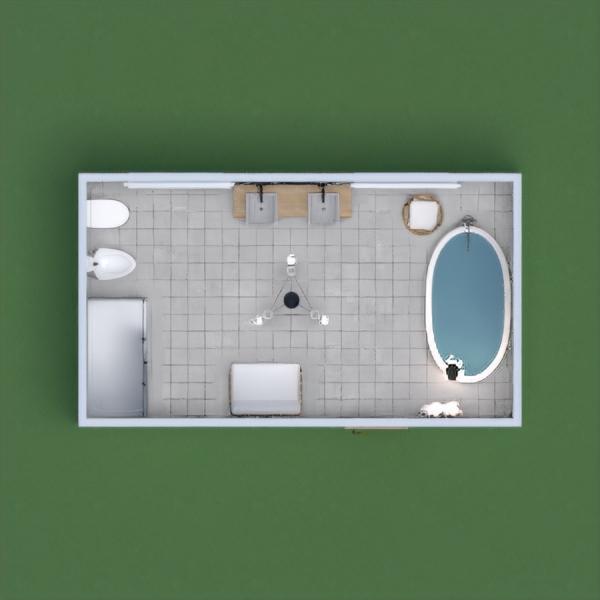 floorplans wystrój wnętrz zrób to sam łazienka oświetlenie remont 3d