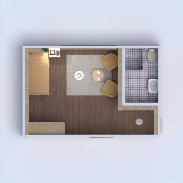 floorplans casa bagno camera da letto 3d