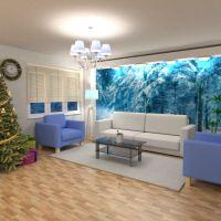 floorplans dom meble wystrój wnętrz pokój dzienny 3d