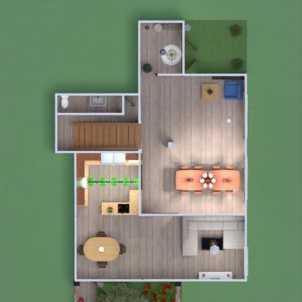floorplans bedroom living room kitchen kids room dining room 3d