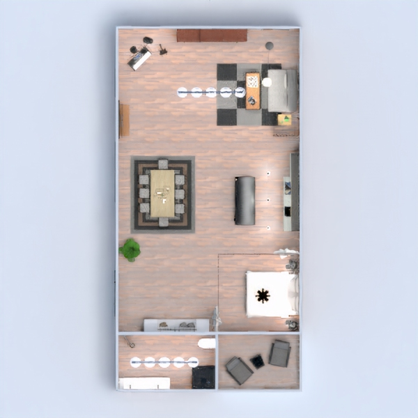 floorplans house bathroom living room kitchen architecture 3d