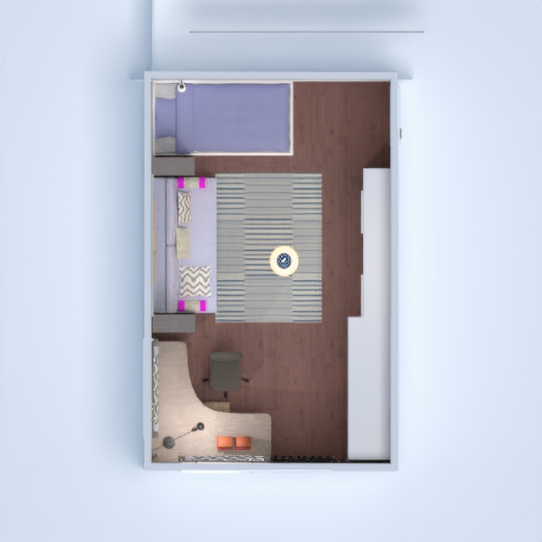 floorplans apartment house kids room lighting renovation storage 3d