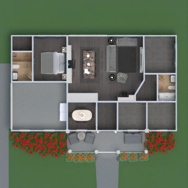 floorplans maison meubles décoration salon cuisine extérieur rénovation maison salle à manger architecture entrée 3d