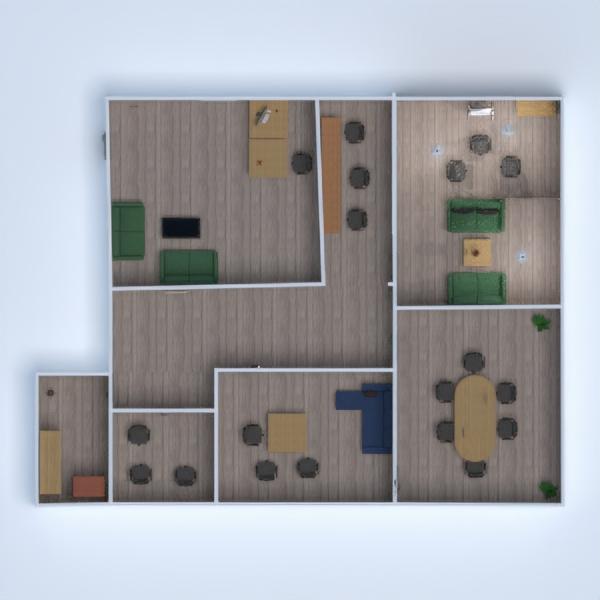 floorplans baldai dekoras biuras аrchitektūra studija 3d