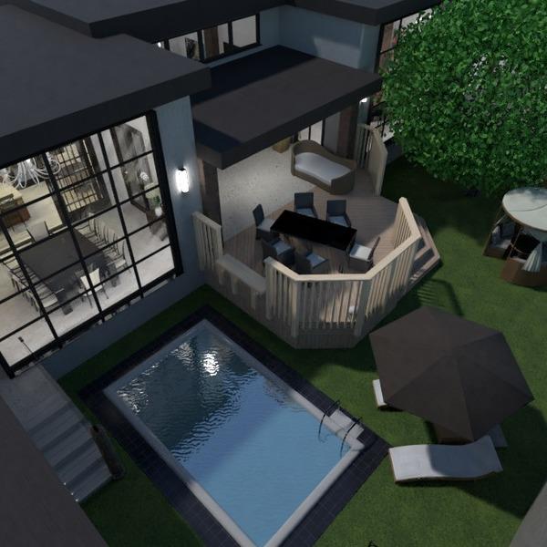 планировки дом декор спальня гостиная улица 3d