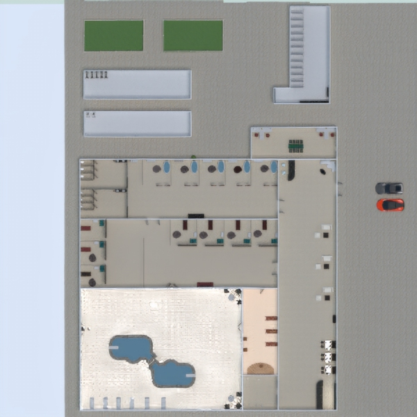 floorplans furniture decor architecture 3d