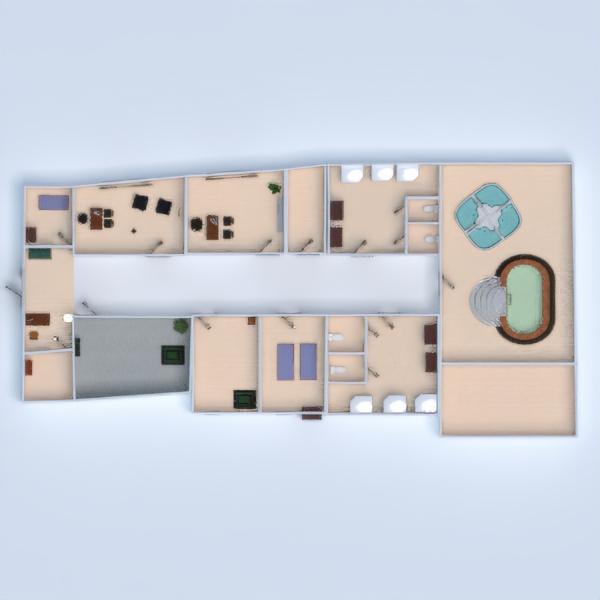 floorplans decorazioni bagno studio architettura vano scale 3d