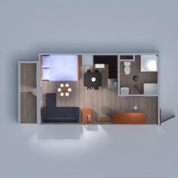 floorplans appartamento 3d