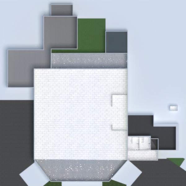 planos decoración despacho iluminación arquitectura descansillo 3d