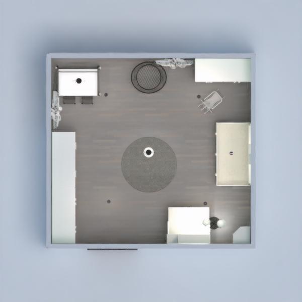 floorplans pokój diecięcy oświetlenie gospodarstwo domowe 3d