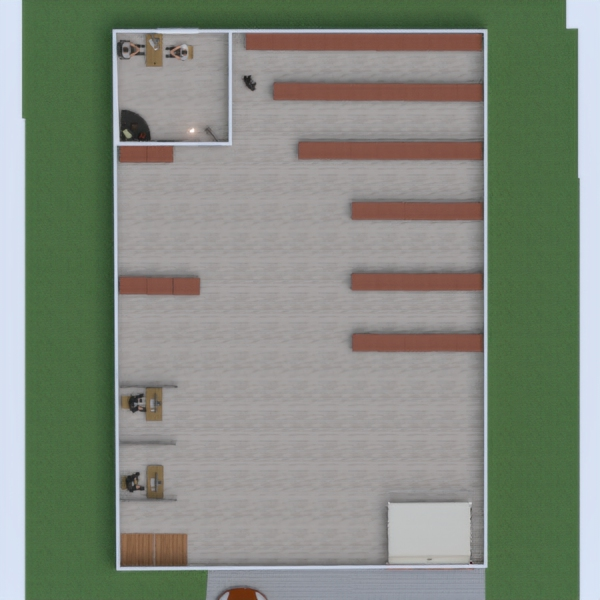 floorplans do-it-yourself büro 3d