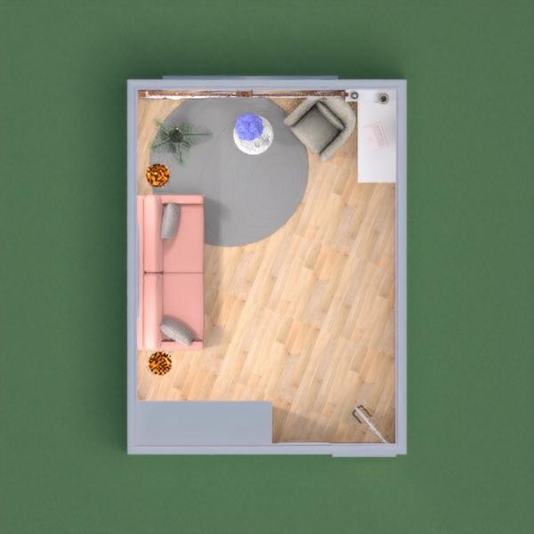 floorplans namas dekoras miegamasis 3d