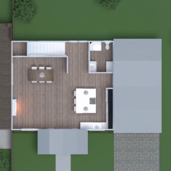 floorplans дом мебель кухня улица ремонт техника для дома столовая прихожая 3d