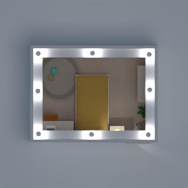 floorplans casa decorazioni camera da letto 3d