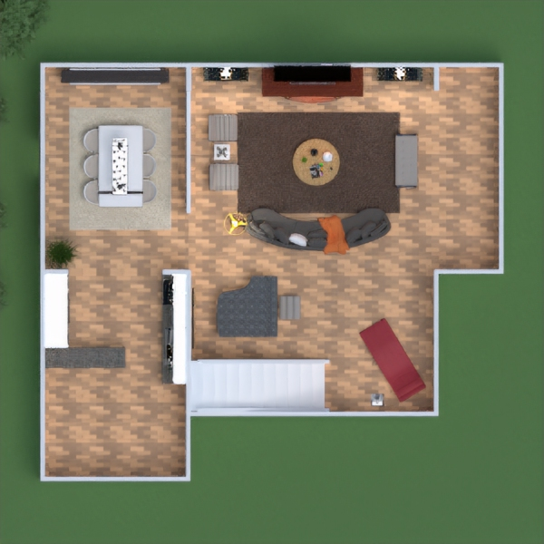 floorplans wystrój wnętrz architektura 3d