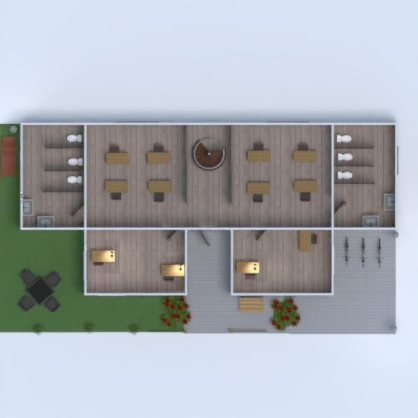 планировки дом кухня 3d