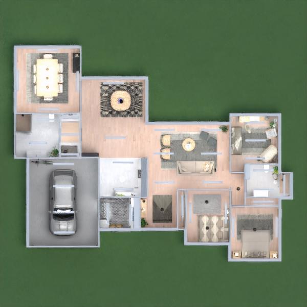 планировки дом мебель декор гостиная техника для дома 3d