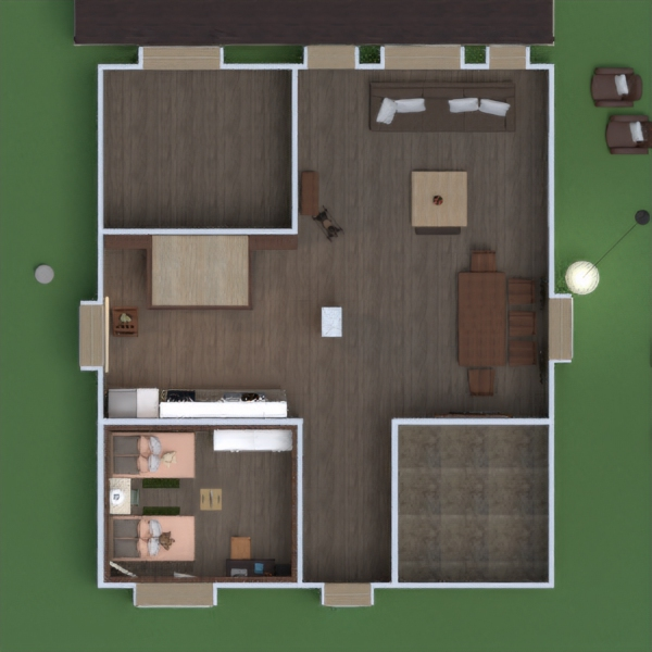 floorplans appartamento casa veranda arredamento decorazioni angolo fai-da-te camera da letto cameretta illuminazione rinnovo ripostiglio monolocale 3d