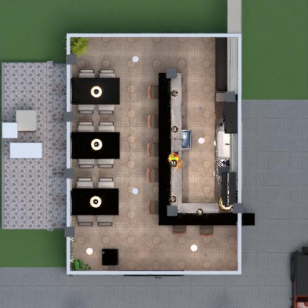 progetti casa decorazioni angolo fai-da-te esterno illuminazione 3d