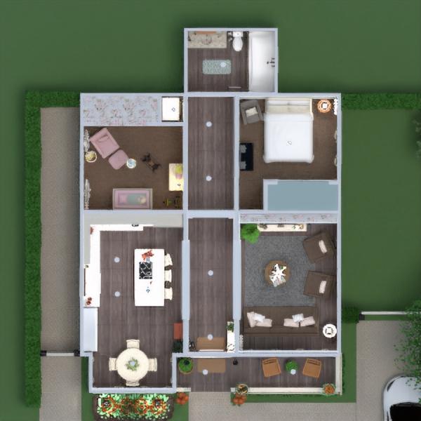 floorplans haus mobiliar dekor do-it-yourself badezimmer schlafzimmer küche beleuchtung landschaft haushalt esszimmer architektur lagerraum, abstellraum eingang 3d