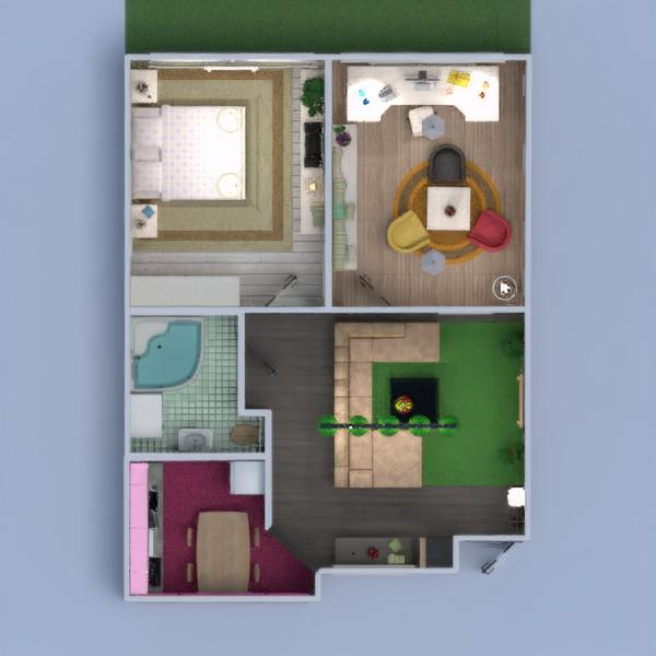 floorplans wohnung haus mobiliar dekor badezimmer schlafzimmer wohnzimmer küche outdoor büro beleuchtung renovierung haushalt esszimmer architektur lagerraum, abstellraum studio eingang 3d