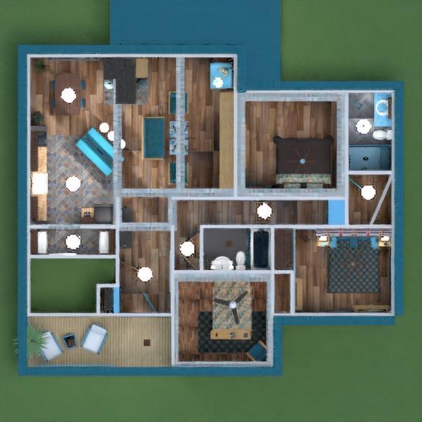 floorplans haus terrasse mobiliar dekor do-it-yourself badezimmer schlafzimmer wohnzimmer garage küche outdoor beleuchtung renovierung landschaft haushalt esszimmer architektur lagerraum, abstellraum eingang 3d
