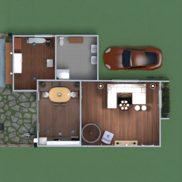 floorplans casa mobílias decoração arquitetura 3d