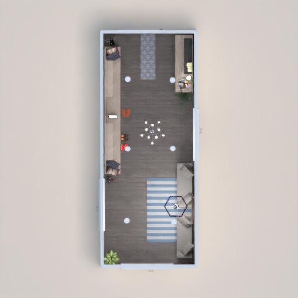 floorplans furniture decor lighting architecture entryway 3d