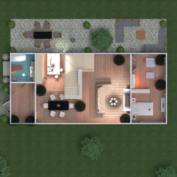 floorplans apartment house terrace furniture decor diy bedroom living room garage kitchen kids room office dining room architecture 3d