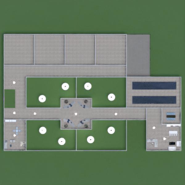 floorplans architektura przechowywanie 3d