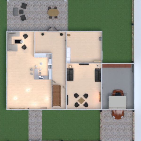 floorplans bathroom kitchen outdoor kids room office 3d