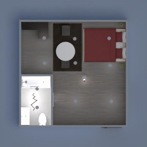 مشروعي عبارة  عن غرفة وحمام