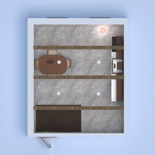 macaroon style house