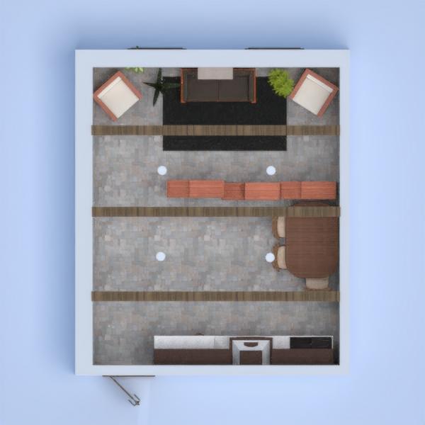 Its a modern home