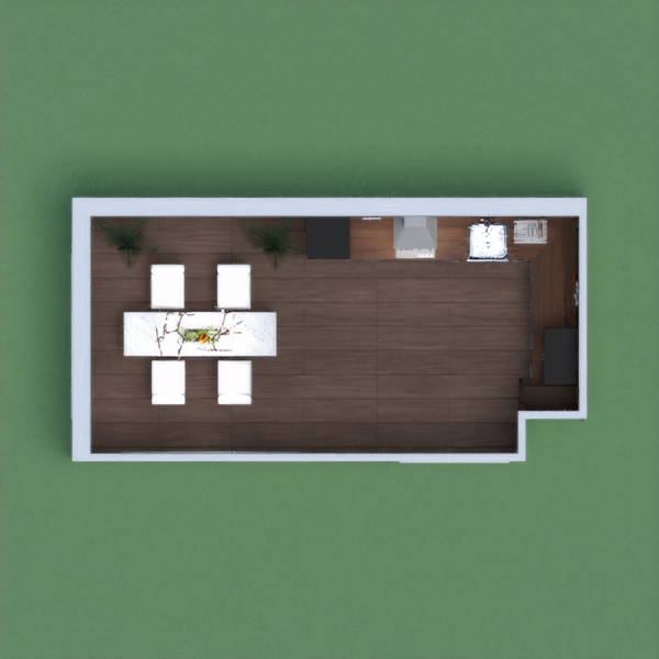 cocina moderna minimalista y elegante