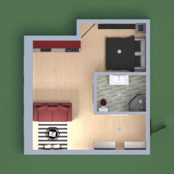 Un departamento universitario donde cuenta con una sala, cocina, recamara y un baño espero y les guste
