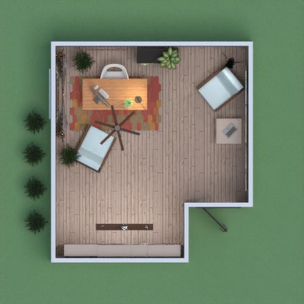 creative person's room