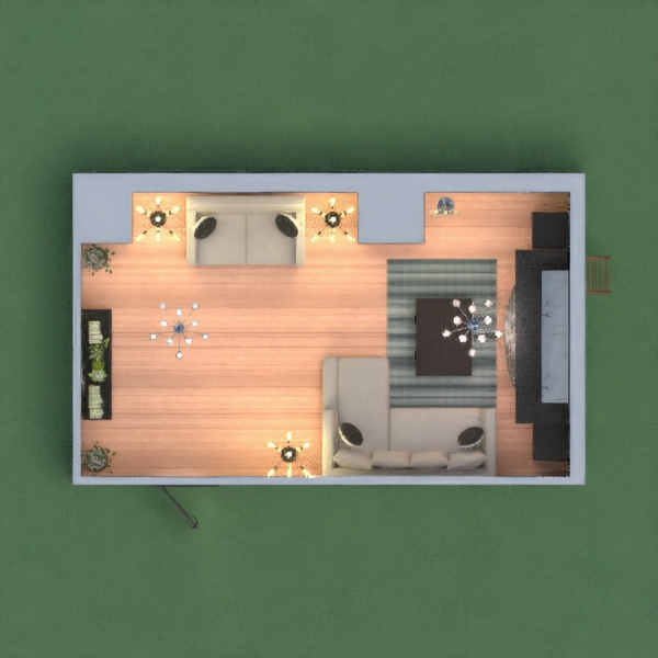 This fireplaced room is very nice. It is very modern, and I tried really hard on it. I would love it if you could vote for it. Anyway, it is modern and white-and black-themed, and Its SO HOT i really like it. Please vote and give me some tips! Thanks Yall!  ;)