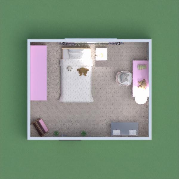 Es un cuarto para una niña que toda niña quisiera tener