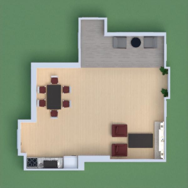 Proyecto de una casa con un espacio reducido